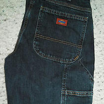 Mens Dickies Jeans Relaxed Fit Photo