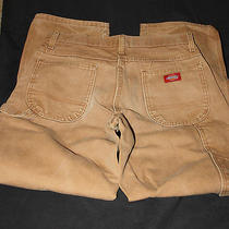 Mens Dickies Relaxed Fit Carpenter Jeans 30x32 Photo
