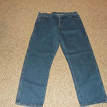 Mens Dickies Work Jeans..40x32..relaxed Fit..fits Over Boots.. Photo