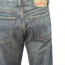 Mens Diesel Kratt Blue Jeans W32 L34 Straight Leg 32l Straight Leg Italy Photo
