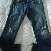 Mens Dsquared Dsquared2 Big Chief Denim Jeans Size 32 Usa Photo