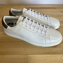 Mens Dsquared2 Mert & Marcus White Sneaker 45 Us 12 Authentic  Photo