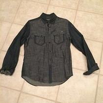Mens Express Button Up Photo
