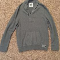 Mens Express Collar Sweatshirt Photo