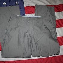 Mens Express Design Studio Gray Pants Size 30  Slacks/trousers/dressy   4244  Photo