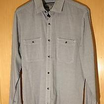 Mens Express Fitted Shirt S  Photo