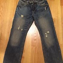 Mens Express Jeans 32x30 Kingston Bootcut New Photo
