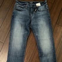 Mens Express Jeans Classic Straight Stretch 32x30 Photo