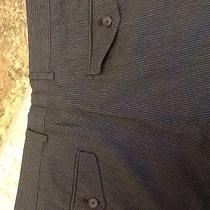 Mens Express Pants Producer Pinstriped 36x32. Flat Front See My Other Listings Photo