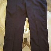 Mens Express Producer Black Suit Pants Size 33 X 30 Photo