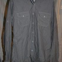 Mens Express Shirt Large Fitted Nice Photo
