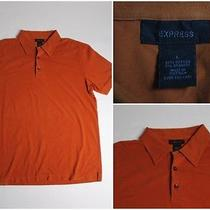Mens Express Short Sleeve Polo Size L Photo