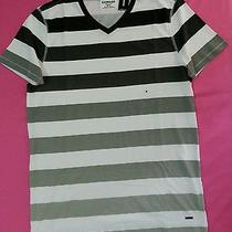 Mens Express v-Neck Tee. Size medium.nwt Photo