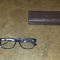 Mens Fossil Glasses Photo