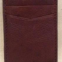 Mens Fossil Pocket Wallet Photo