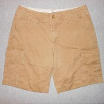 Mens Gap Cargo Shortssz-34(tag-33)pre Owned cond.no Resvmore Cargos for Sale Photo