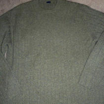 Mens Gap Ribbed Sweater Sz. Xl Photo