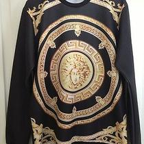 Mens Gianni Versace Style Sweatshirt Givenchy Xl Photo