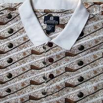 Mens Givenchy Active Wear Xl 100% Cotton Polo Golf Theme Clubs  Photo