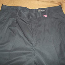 Mens Greg Norman Shark Golf Black Shorts 38