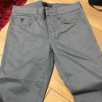 Mens Grey Guess Jeans Uk 29in Photo
