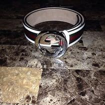 Mens Gucci Belt 34-38 Photo