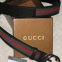 Mens Gucci Belt Photo