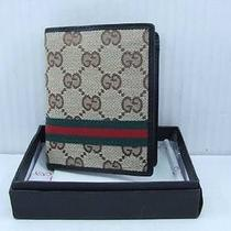 Mens Gucci Wallet   New in Box  Photo