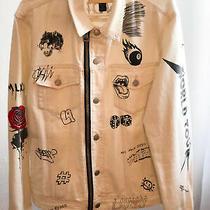 Mens Guess Denim Jacket Photo
