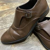 Mens Guess Dress Shoe Size 8.5 Euro 41.5 Euc Photo