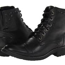 Mens Guess Leather  Boots Photo