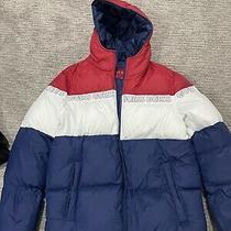 Mens Guess Puffer Jacket Photo