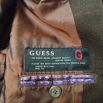Mens Guess Xl Sport Coat Photo