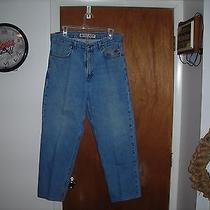 Mens Harley Davidson Jeans Relax Fit 34x28 Photo