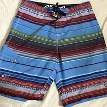 Mens Hecho De Billabong Native Tribal West Blanket Surf Board Shorts Trunks Photo