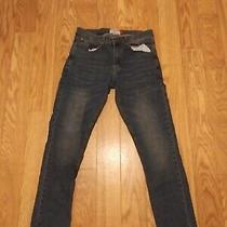 Mens Hudson & Barrow Skinny Jeans Stretch Size 32 Photo