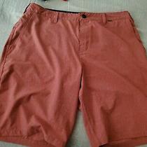 Mens Hurley Phantom Board Shorts Light/bright Red Size 38 Photo