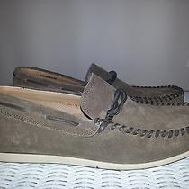 Mens John Varvatos Slip on Loafers Size 10m Photo