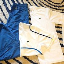 Mens Lacoste Clothing Package Photo