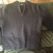 Mens Lambs Wool Jumper Photo