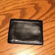 Mens Leather Wallet Photo