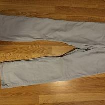 Mens Levi 514 White Off White Corduroy Pants  32 30 Photo
