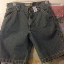 Mens Levi Strauss Carpenter Shorts Size 34 Photo