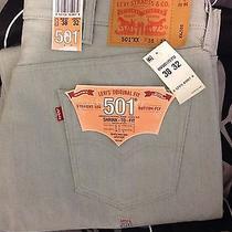 Mens Levis 501 Jeans Photo