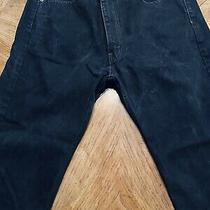 Mens Levis Black 505s Jeans 40x30 Jcpennys Kohls Converse Vans Photo