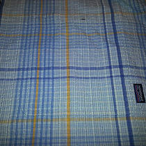 Mens Lighty Worn Patagonia Puckerware S/s Shirt  Xxl Photo