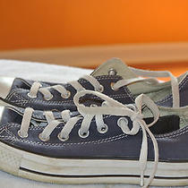 Mens Low Top Converse Sneakers 7 Photo