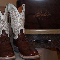 Mens Lucchese Boots  Size 12  Never Worn   Photo