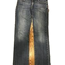 Mens Lucky Brand 221 Original Straight Fit Jeans 31x32 Exact Size 100% Cotton Photo