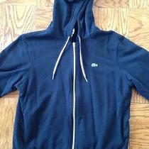 Mens Medium Lacoste Hoodie Photo